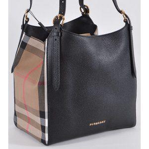 Burberry CANTERBURY Derby House Check Purse Bag
